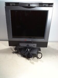 Polycom Vsx 3000 Video Conferencing System Monitor Ip Ntcs
