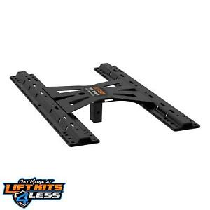 Curt 16310 X5 Gooseneck to 5th wheel Adapter Plate All Non spec Vehicle All Base