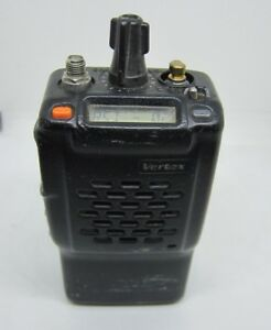 Vertex Standard Vx 800u 450 485 Mhz Uhf Portable Two Way Radio