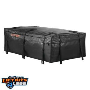 Curt 18221 Extended Roof Rack Cargo Bag All Non Spec Vehicle All Base
