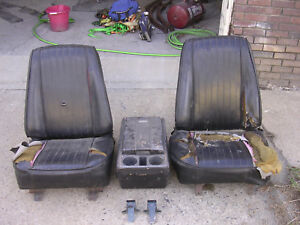 73 87 Chevy Silverado Gmc Sierra Truck Bucket Seats This Is The Real Deal