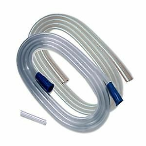 New Argyle Sterile Connection Tube With Integral Connector 3 16 X 6 Case Of 50