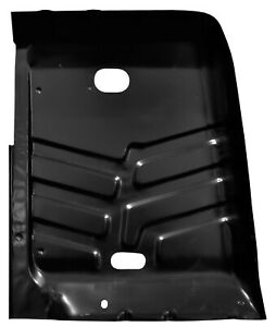 Cab Area Floor Pan Fits 84 90 Ford Bronco Ii 83 92 Ford Ranger left