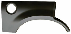Upper Rear Wheel Arch Panel No Molding Holes Fits 02 05 Ford Explorer Right