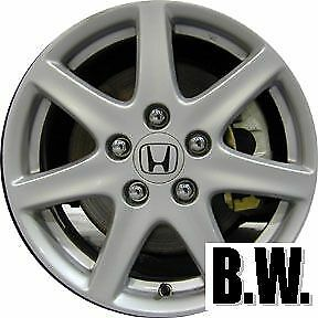16 Inch Oe Wheel Fits 2003 2004 Honda Accord 063858