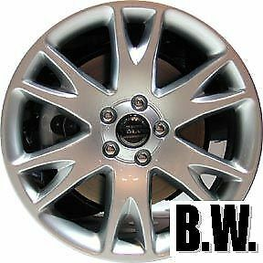 18 Inch Oe Wheel fits 2003 2009 Volvo Xc90 070262