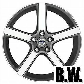 18 Inch Oe Wheel fits 2007 2013 Volvo 30 Series 070339