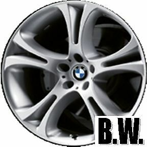 21 Inch Oe Wheel fits 2010 2015 Bmw X6m 071293