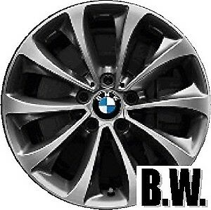 18 Inch Oe Wheel fits 2014 2016 Bmw 535i 071628