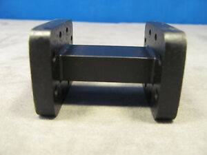 Waveguide Wr 90 8 20 12 4 Ghz Straight 2 50 In Wr90 Cpr90g Flange Both Ends