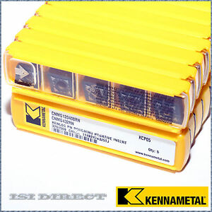 Cnmg 432 Rn Kcp05 Kennametal 10 Inserts Factory Pack