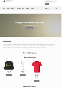 Print T shirt Website Business For Sale Unlimited Stock
