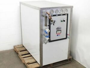 Filtrine Pcp 200 24a Air Cooled 24 000 Btu Recirculating Chiller 5 32 Degrees C