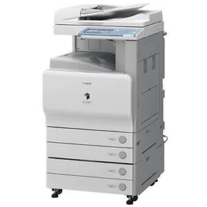 Canon Imagerunner C2550 Monochrome Color Copier