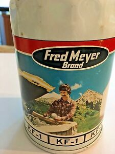 Vintage Car Parts Fred Meyer Brand Kf 1 Usa Oil Filter Collectible 023 33