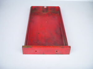 Mac Tools 10 Drawer Tool Box Top Chest Used Drawers
