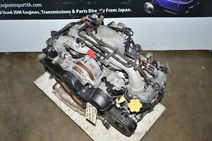 99 04 Subaru Forester Legacy Outback Jdm Ej20 Sohc Engine Replacement Ej25 S 567