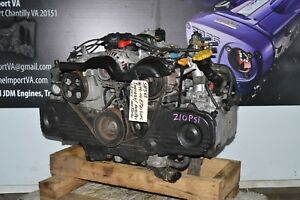 99 04 Subaru Forester Legacy Outback Jdm Ej20 Sohc Engine Replacement Ej25 S 568