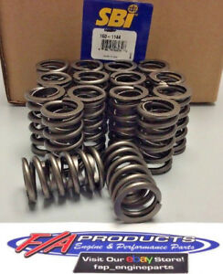 Small Block Chevy 305 327 350 Stock 1 250 Valve Springs Sbi 160 1144 Set Of 16