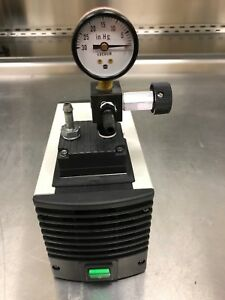Knf Lab Filtration Pump Type Un811 Kv 45p Mini Diaphragm Vacuum Pump