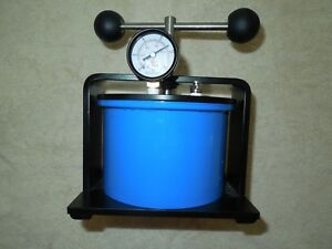 Dental Lab Bosworth Hydraulic Single Pressure Pot