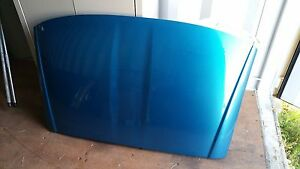Corvette Targa Top Roof 2005 2013 C6 Roof Panel Gm Oem Jetstream Blue