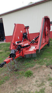 Bush Hog Bat Wing Mower model 2515 540 Rpm 10 Hours Or Less