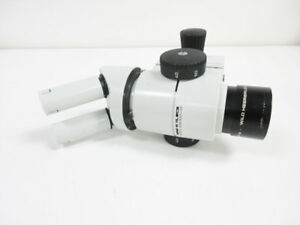 Wild M8 Stereo Microscope With Straight Eye Tube With Plan 1x