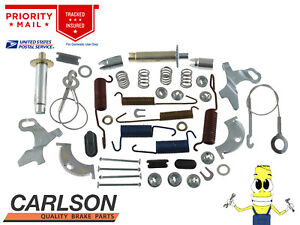 Complete Rear Brake Drum Hardware Kit For Ford Galaxie 500 1965 1970 All Models