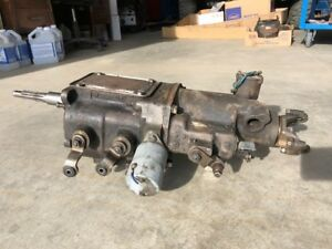 T96 1 3 Speed Trans W Overdrive Willys Overland Jeepster Column Shift