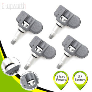 4pcs Tire Pressure Sensor Tpms For Dodge Chrysler Jeep Mercedes 56029400aa New