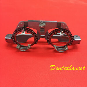 Professional Titanium Optical Trial Frame Optometry Instruments