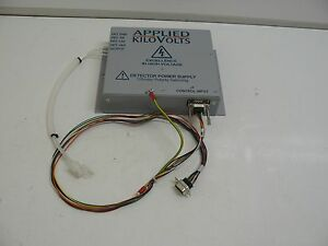 New Applied Kilovolts Ms005mzz569 Detector Power Supply 100msec Polarity Switch