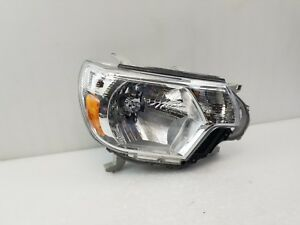 2012 2013 2014 2015 Toyota Tacoma Right Passenger Side Headlight Oem