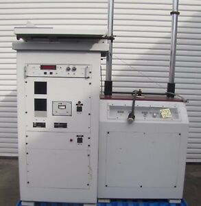 Applied Test Systems Pneumatic Actuated 2605 Creep Tester Tensile 1313