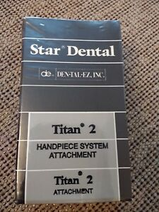 Star Titan 2 Handpiece System Attachment 5 Star Prophy