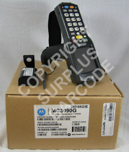 Motorola Symbol Mc3090g Pda Laser Wireless Barcode Scanner Reader Mc3090 Ce 5