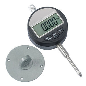 Lcd 4 Digits Dial Indicator Range Digital Indicator 0 001 0 00005 Test Gauge