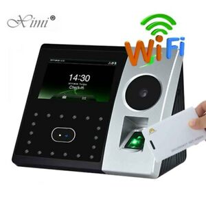 Wifi Tcp ip Palm And Facetime Attendance Pface202 Biometric Fingerprint Recorder
