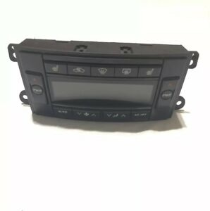 Cadillac Cts 3 6l V6 A c Heater Climate Temperature Control With Seat Buttons