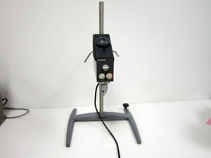 Heidolph Rzr 2020 Overhead Stirrer With Stand 40 2000 Rpm 501 20200 01 1