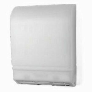 Palmer Multifold C fold Paper Towel Dispenser White Cover pfo td0175 03
