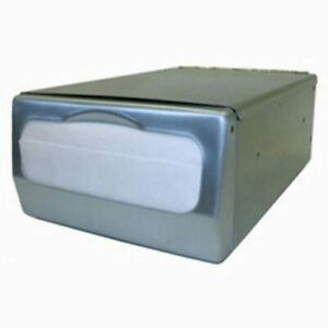 Palmer Counter top Minifold Napkin Dispenser pfo nd0061 13