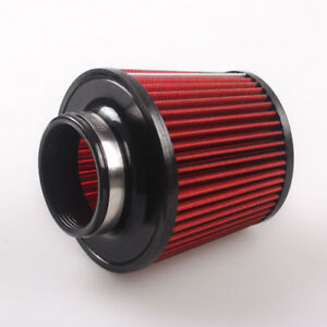 Universal K N Cold Air Filter Intake Induction Kit Cone Shape 76mm 3 Inch Unive