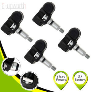 4pcs Tire Pressure Sensors For Tpms For Mercedes Benz 0009054100 0009057200 New