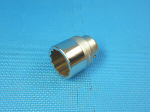 Snap on 3 4 Drive Socket 1 1 2 12 Point Ldh482 Loxocket Feature Nice