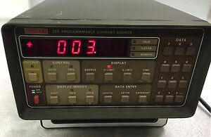 Keithley 224 Programmable Current Source 224 3 W no nonsense 6 Month Warranty