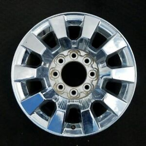 20 Inch Chrome Gmc Sierra Denali 2500 3500 2015 2016 Oem Factory Wheel Rim 5704