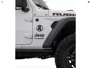 Jl Vinyl Decal One Sticker For Wrangler Jeep