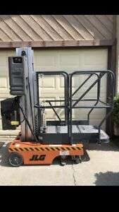 2006 Jlg 12sp Electric Personnel Lift Man Lift 18ft Working Height Sacramento